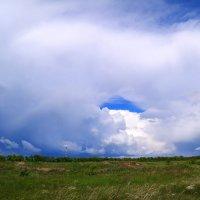 Заглянуть в глаз бури.. :: Андрей Заломленков