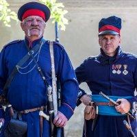 "Фестиваль ""Оборона Таганрога"" 1855 год :: Андрей Lyz"