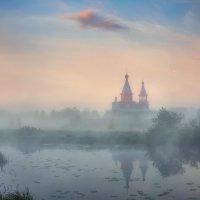 Чуть туман развеялся... :: Roman Lunin