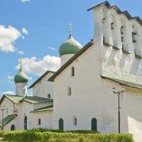 Храм Богоявления с Запсковья :: bajguz igor