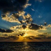 Солнце посередине... хмм тут простимо? :: Eddy Eduardo