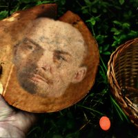 Ленин - гриб?!. :: Кай-8 (Ярослав) Забелин