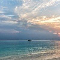 Рассвет. Мальдивы. :: Татьяна Калинкина