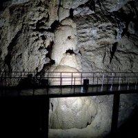 Новоафонская пещера :: Сергей Козлов