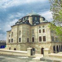 Мечеть Соколлу Мехмед-паши в Стамбуле :: Ирина Лепнёва