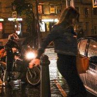 В нашем городе дождь... :: Людмила Синицына