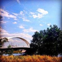 мостик через речку) :: Ольга Богачёва