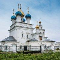 Церковь Казанской иконы Божией матери. :: Владимир Безбородов