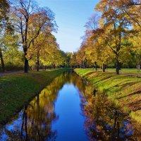 Крестовый канал... :: Sergey Gordoff
