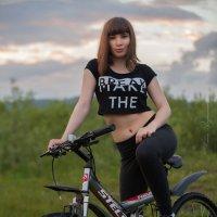 Оксана... :: Алексей Зауральский