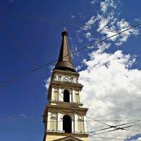 Спасо-Преображенский кафедральный собор :: Александр Корчемный