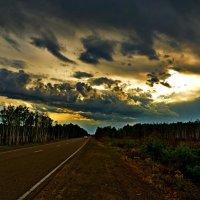 Небеса бывают разные :: Владимир Куликов
