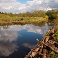 Проделки воды и времени :: Alexander Petrukhin
