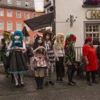 Anime street cosplay :: Андрей Бойко