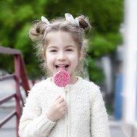 Сладкое детство :: Ануш Хоцанян