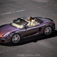 Porsche Cayman :: Сергей Кузьмин