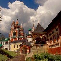 Монастырь :: Vera Ostroumova