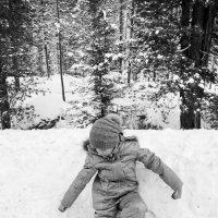 Снежные танцы :: Галина Щербакова
