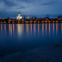 Вечерний Екатеринбург :: Андрей Неуймин