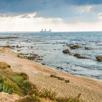 Кейсария. Море. :: Тарас Леонидов