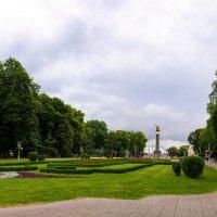 Корпусный парк. :: Владимир M