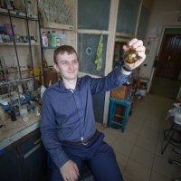 В химической лаборатории :: Антон Скоморохов