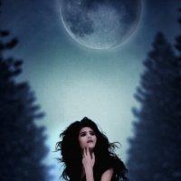 лунная :: Nikki Lashkevich