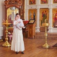 Крещение Ярослава :: Юлия Куракина