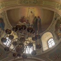 В соборе Богоматери «Всех скорбящих Радости». :: Виктор Евстратов