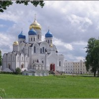 В Николо-Угрешском монастыре... :: Николай Панов