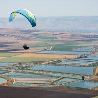 Дух захватывает - вид с высоты птичьего полета. :: Григорий Шаров