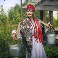 Несе Галя воду... :: Виктор Седов