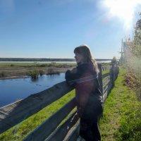 в деревне :: Елена Кордумова