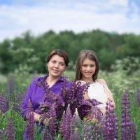 Маша с мамой Наташей. :: Olga Kramoreva