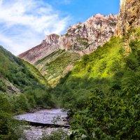 В горах Кавказа :: Виктор Заморков