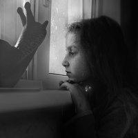 Когда за окном дождь :: Лидия Цапко