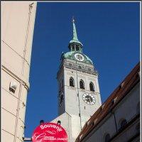 Сувенир из Мюнхена :: Михаил Розенберг