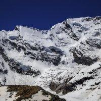 гора Уллукара (4302 м) :: Леонид Сергиенко
