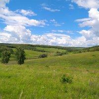 19 июня - День наблюдения за облаками.. :: Андрей Заломленков