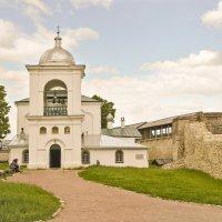Изборский замок. :: bajguz igor