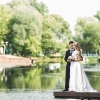 Свадьба в августе 2016-ого :: Алена Шпинатова