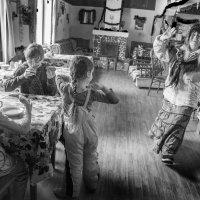 В гостях у Бабушки Яги :: Галина Щербакова