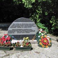 Памятник Мерикюласкому десанту под Нарва-Йыэcуу, Эстония :: veera (veerra)