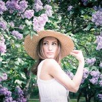 Сиреневые цветы :: Ольга Варсеева