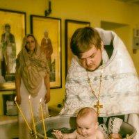 крещение малыша :: Надежда Шемякина