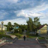 Путь к причалу. :: Елена Пономарева