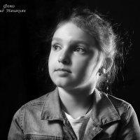 Портрет девочки :: Давид Манакьян