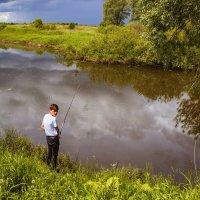 Рыбак. :: Альмира Юсупова