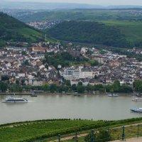 Путешествие по долине Рейна :: Алёна Савина