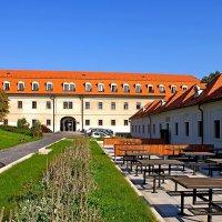 Бастион Лугинсланд в Братиславском замке :: Денис Кораблёв